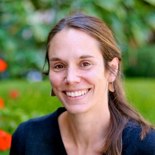 Sarah Lester, assistant professor of geography, Florida State University