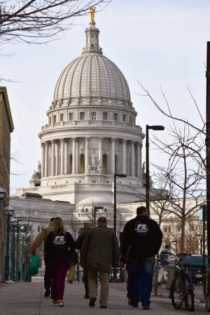Wisconsin Farm Bureau members head to the capitol in Madison to speak with legislators during Ag Day at the Capitol. While this year's virtual event is free of charge, pre-registration is required by March 17.