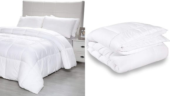 This hyper-popular comforter is super cheap right now.