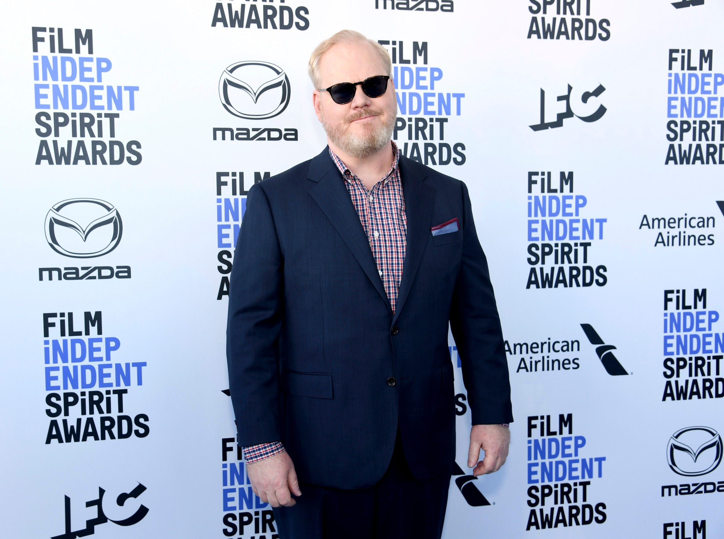 Jim Gaffigan says he received threats after  Twitter rant  about Trump and his supporters
