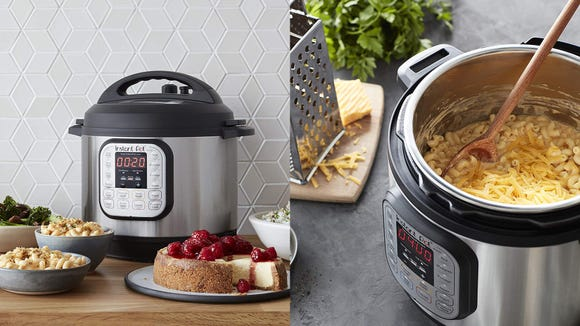 The Instant Pot DUO80 is big, easy-to-use, and on sale for the first time this year.