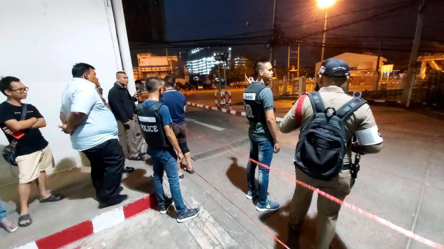 Thai army sergeant who killed at least 26 shot dead in mall, officials say