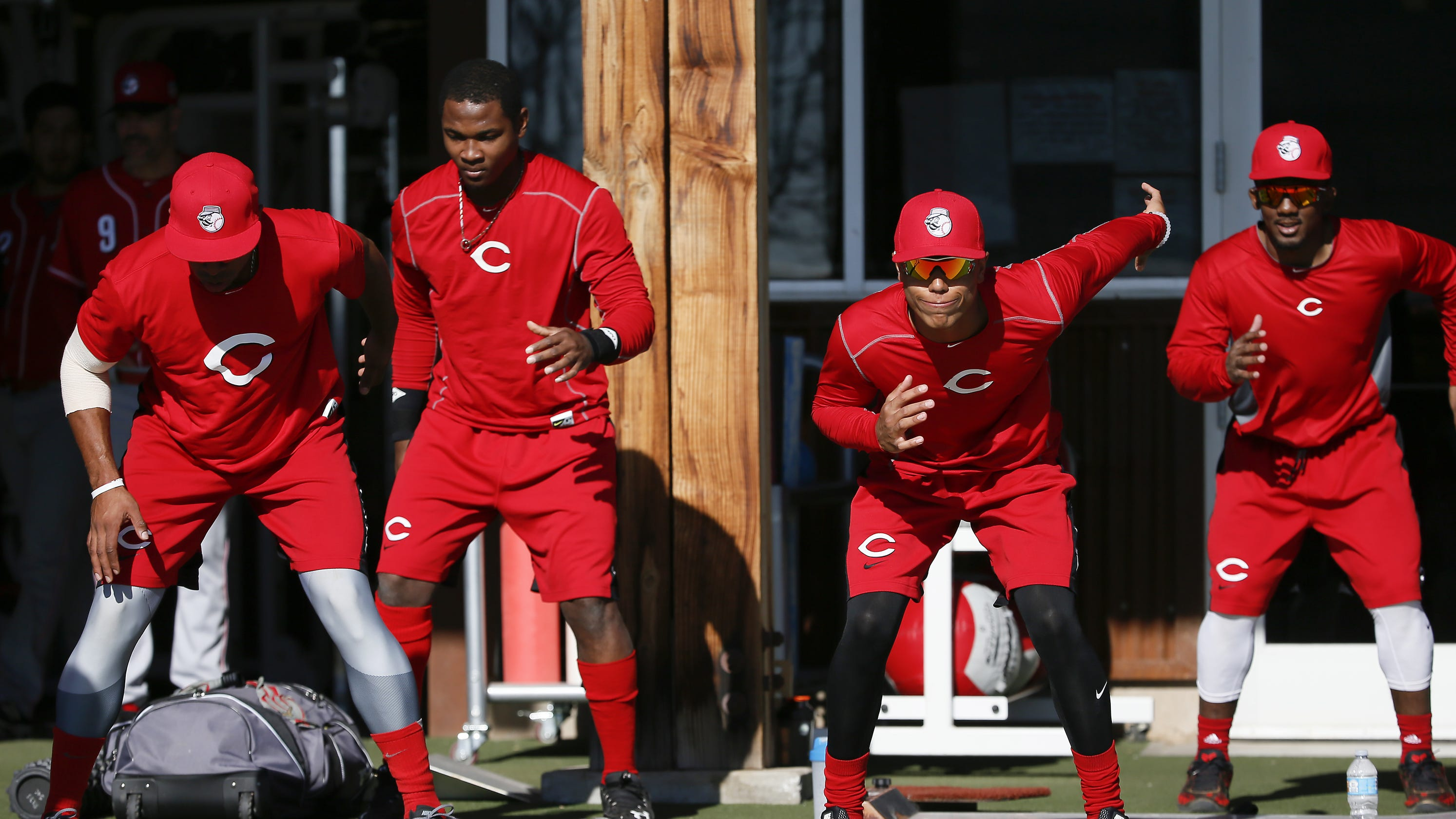 Cincinnati Reds commit to paying minor leaguers through Sept. 7