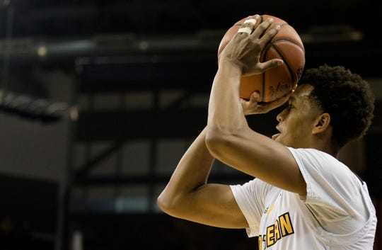 Dantez Walton scored 22 points in NKU's win over Cleveland State.