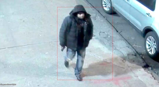 The man, whose name was not immediately released, was captured after he walked into a police station in the Bronx and started shooting early Sunday.