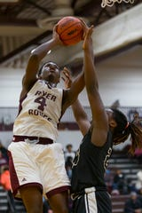 River Rouge, which includes Legend Geeter (4), is the top team in the state, according to The Detroit News boys basketball rankings.
