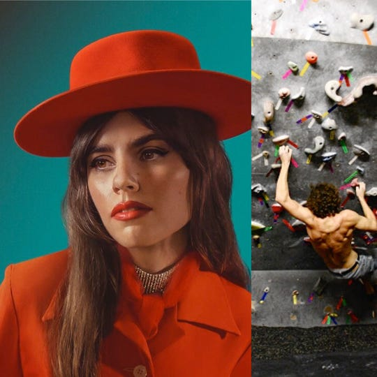 "Hazel English released two new singles, ""Shaking"" and ""Off My Mind,"" after a two year hiatus. Take away a lesson from learning a unique rock climbing technique from Staff Writer Mark Davis."