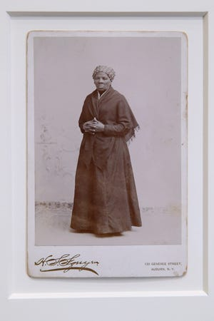 """The Oscar-nominated film """"Harriet"""" depicts the life of Harriet Tubman as she rescued slaves during the Civil War."""