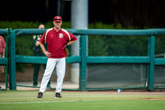 Head coach Mike Martin Jr. and the 'Noles will play their first regular season series at home against Niagara from Feb. 14-16.