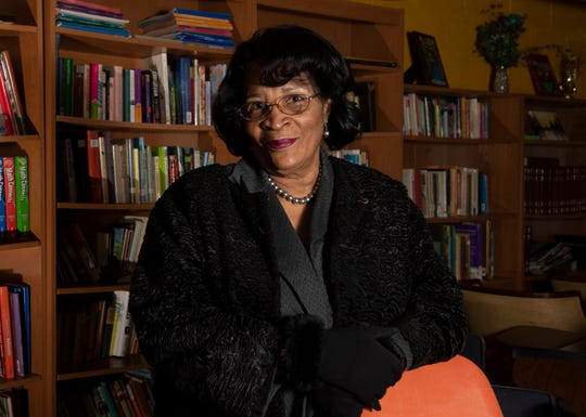 Leola Robinson-Simpson at the Center for Educational Equity in Greenville Saturday, Feb. 08, 2020.