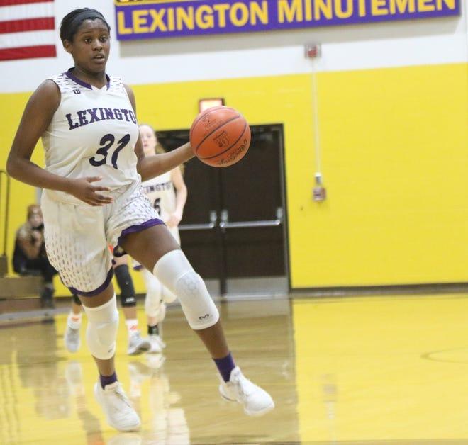 GALLERY: Lexington vs Mansfield Senior Girls Basketball