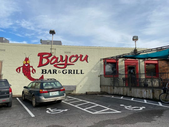 The Bayou Bar & Grill is at 2094 Madison Ave. in Overton Square.