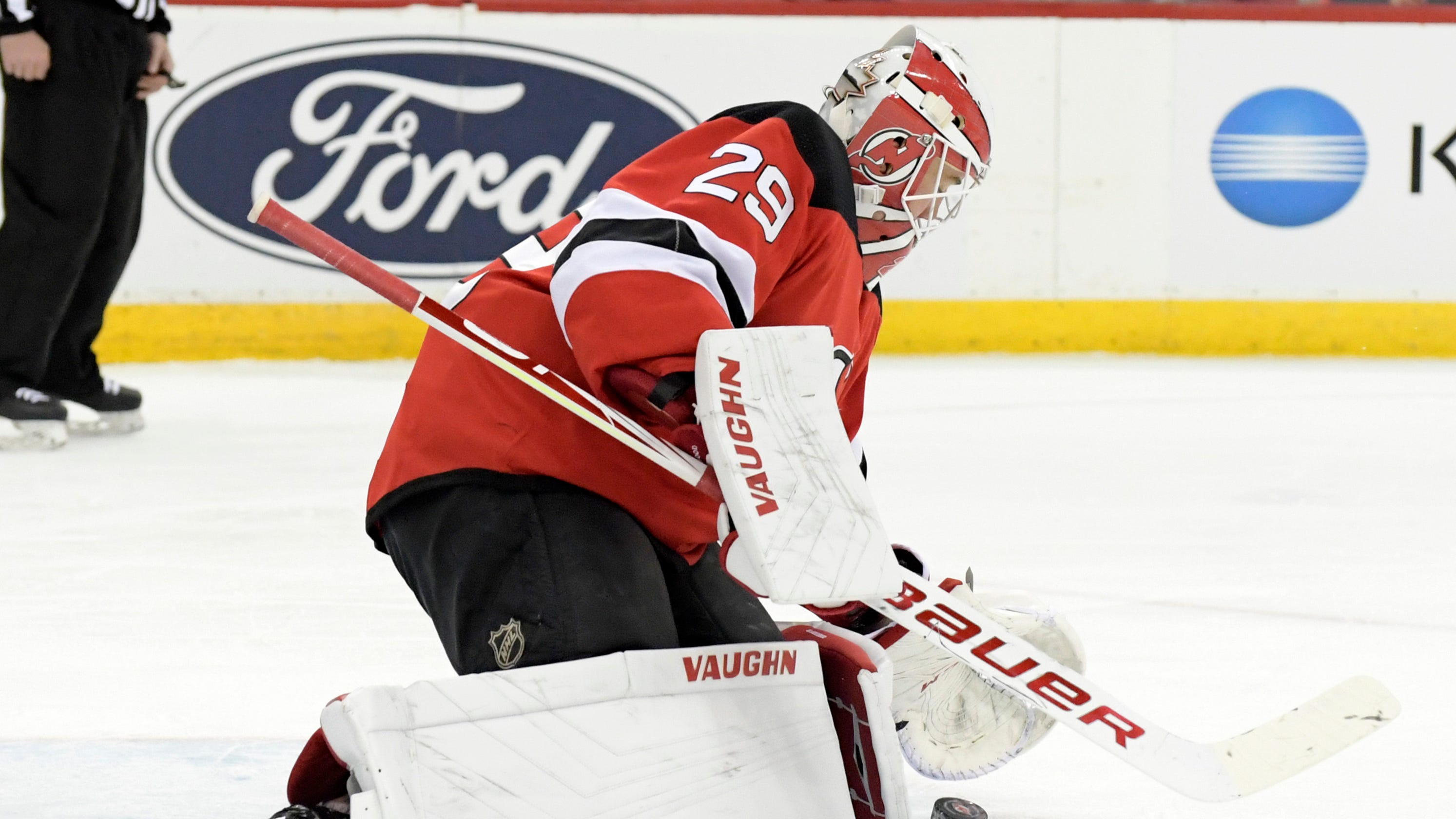The tough decision for the NJ Devils following 3-0 win over Kings