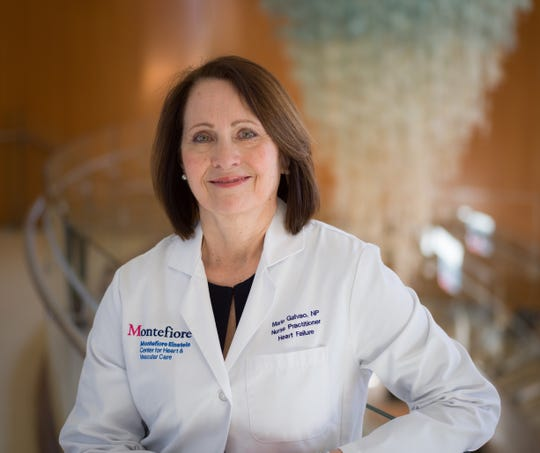 Marie Galvao, NP, is on the staff at the Center for Advanced Cardiac Therapy at Montefiore. She has extensive clinical expertise in the management of patients with acute and chronic heart failure.