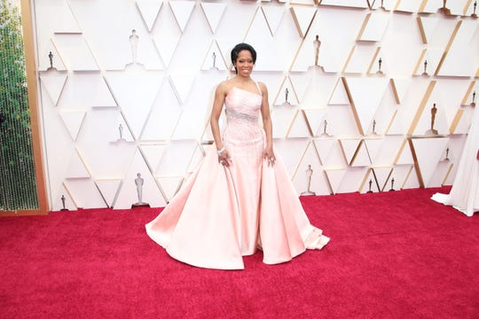 Oscar winner Regina King, seen at the 2020 Academy Awards, stars in HBO's 'Watchmen.'