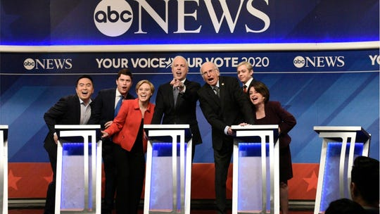 'SNL' rips Iowa caucus: Democratic contenders try to take the spotlight back from Donald Trump