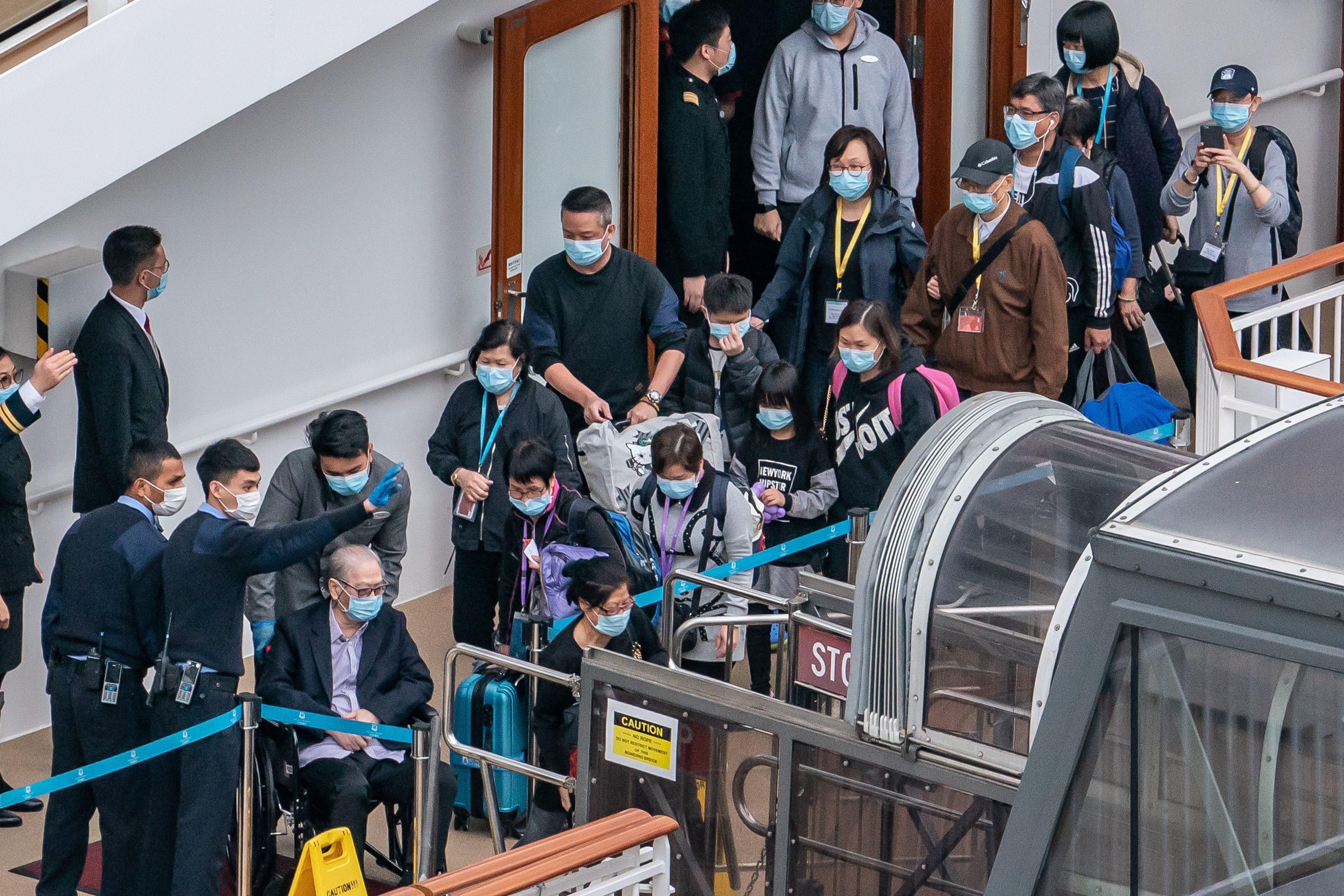 Coronavirus: Some Diamond Princess crew members to be quarantined in Japan; World Dream to dry dock