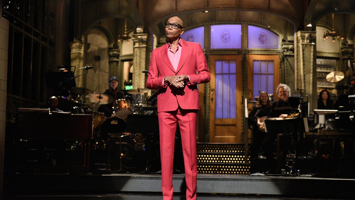 Snl Rupaul Monologue Channeled What Drag Race Is All About