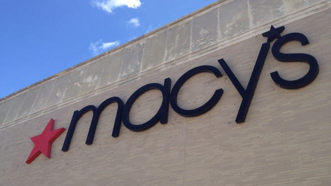 Macy's in the Fox River Mall
