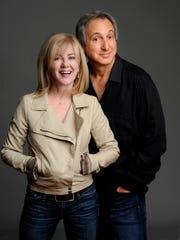 Jane Milmore and Billy Van Zandt.