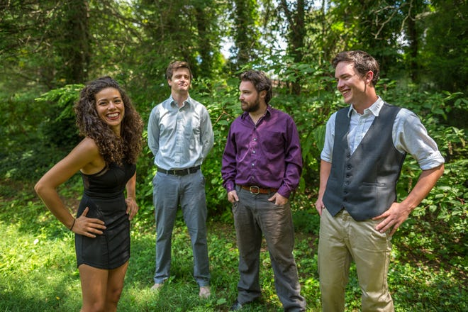 Asheville band Third Nature plays Highland Brewing on Feb. 14.