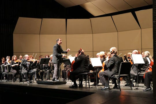 "Thje Binghamton Philharmonic Orchestra will present ""Heroism of the Human Spirit"" at the Broome County Forum Friday evening."