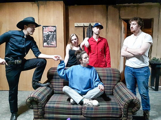"KNOW Theatre's production of ""Killer Joe"" will run through March 1."