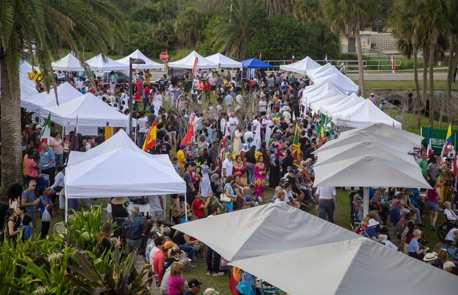 World cultures will be celebrated at Florida Tech's International Festival from noon to 4 p.m. Sunday, Feb. 16, 2020. The festival is now in its 14th year. Admission is free.