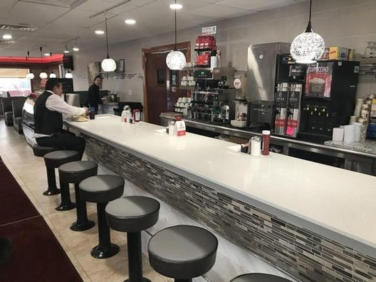 South Star Diner in Mount Holly was recently updated. A new owner took over in late January.