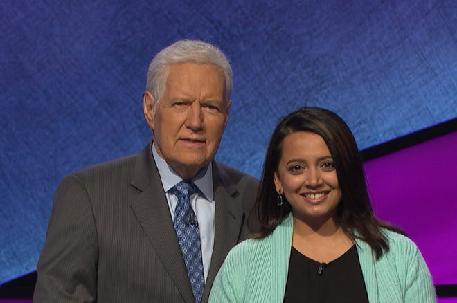 Gauravi Shah, a nuclear engineer and Improv comedian in Cincinnati, is a contestant on Jeopardy.