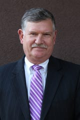 William Hyncik, Jr., board president of the Somerset Vocational and Technical School's Board of Education.