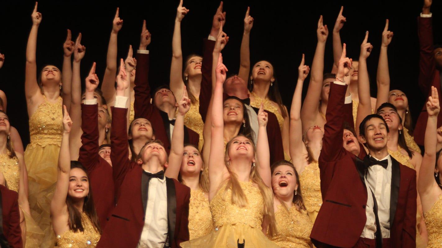 Show choir, Haiku Stairs, Teton bighorns: News from around our 50 states
