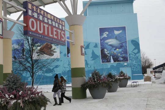 SEA LIFE Michigan Aquarium, the 35,000-square-foot aquarium will open to the public at Great Lakes Crossing Outlets in Auburn Hills on Thursday, Jan. 29.
