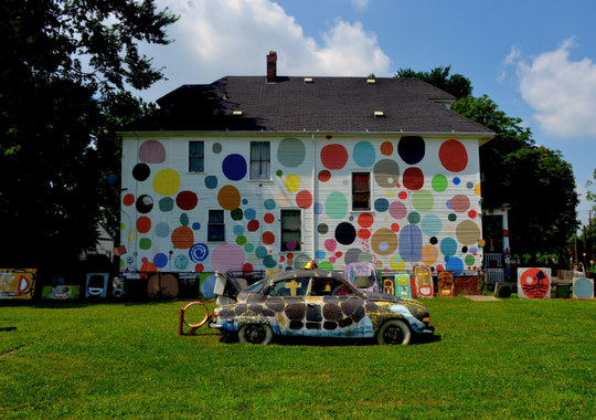 The Heidelberg Project has been short-listed for a prestigious LCD Berlin prize.