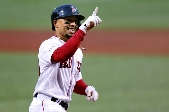 Mookie Betts is heading to the Dodgers.