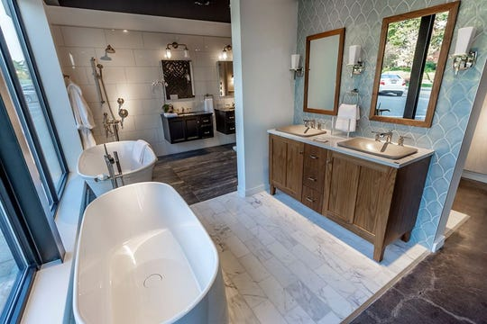 The Kohler Signature Store in Birmingham will offer a series of free workshops on bathroom trends Feb. 20-23.