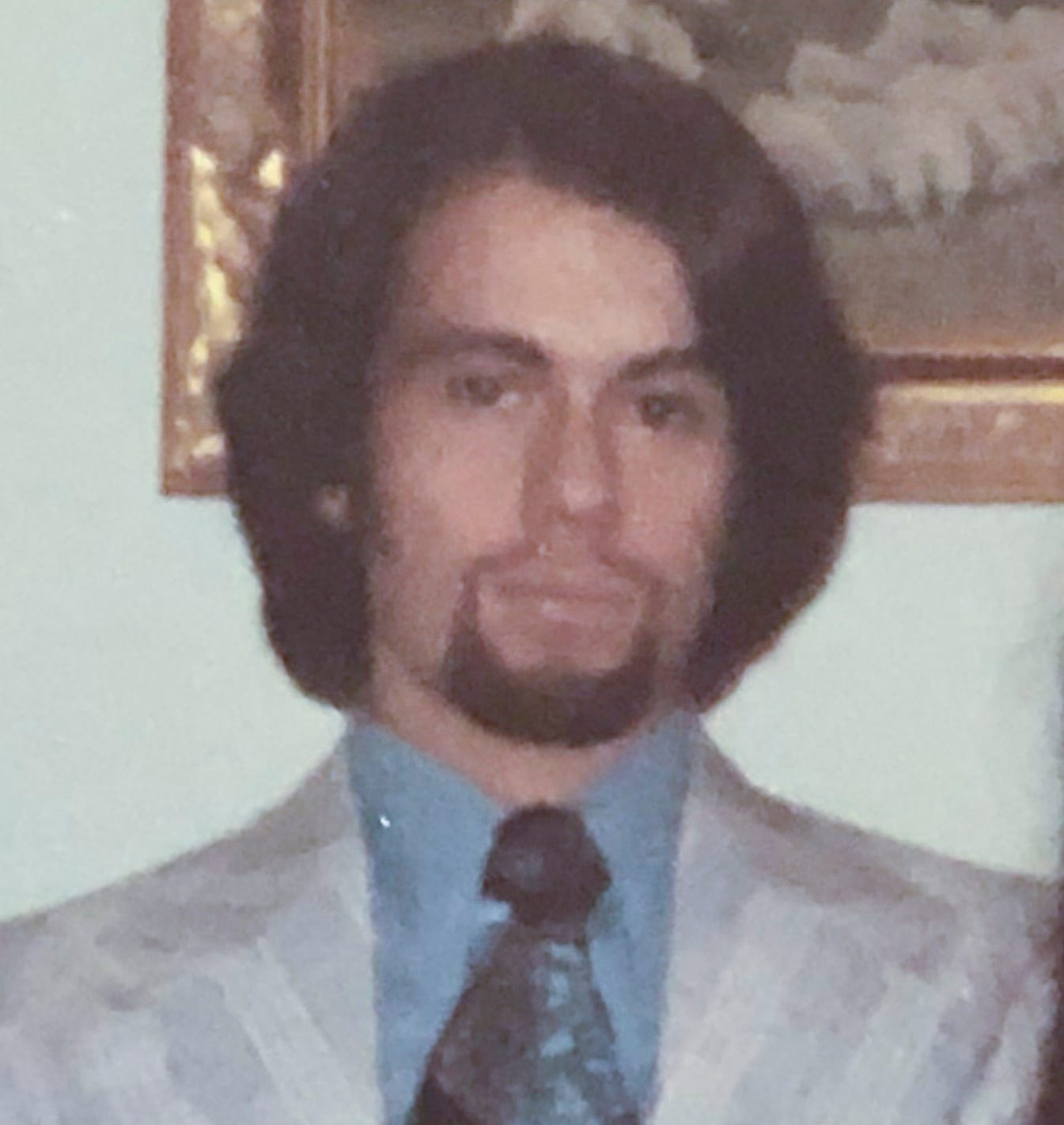 This photo of Robert Julian Stone was taken in 1971, the year he alleges he was sexually assaulted by Anderson.