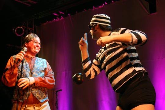 Comedians Tim Heidecker and Eric Wareheim bring their latest stage show to Detroit Feb. 19.