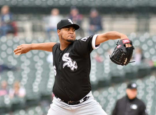 New Tigers right-hander Ivan Nova has averaged 31 starts and 178 innings pitched the last three seasons with the Pirates and White Sox.
