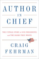 """Author in Chief"" is written by University of Southern Indiana graduate Craig Fehrman."