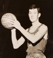 Tony Hinkle called Lon Showley one of the most versatile players on his team.