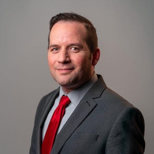 Jamie Angelle, former journalist for KATC and morning anchor for KADN, will join Lafayette Mayor-President Josh Guillory's administration as Lafayette Consolidated Government's new chief communications officer on March 2, 2020.
