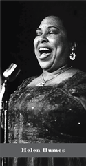 Helen Humes (1913–1981), who was born in Louisville, helped to shape and define the sound of vocal swing music.