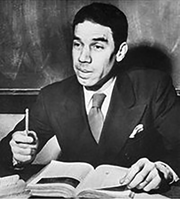 Lyman T. Johnson was best known for breaking the racial barrier at the University of Kentucky. In 1949, he became the first African American to attend classes there.