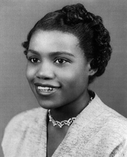 Alberta Odell was an attorney and civil rights icon. She was one of the first African American women to pass the Kentucky bar and the first woman appointed city attorney in Jefferson County.