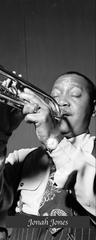 Jonah Jones was one of the most popular jazz trumpet players of all time, and he blew his first note in the Louisville orphanage that he called home.