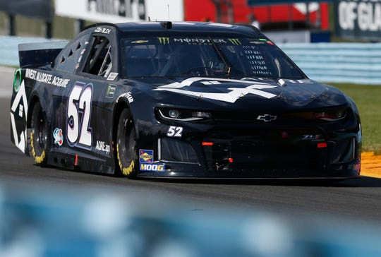 Josh Bilicki expects to race in a variety of NASCAR series again this season.