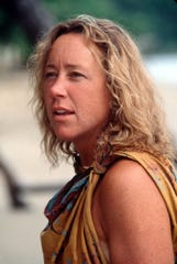 "Sue Hawk, formerly of Palmyra, finished in fourth place on ""Survivor: Borneo,"" the first season of the show in 2000."