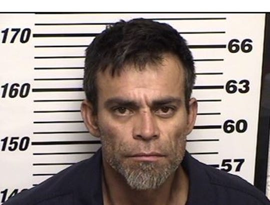 Alleged  sex offender Richard Radcliff was arrested in Eddy County Feb. 4 on two active sex offender warrants from Lea County.