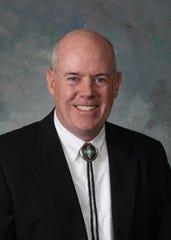 New Mexico Rep. Matthew McQueen (D-50)